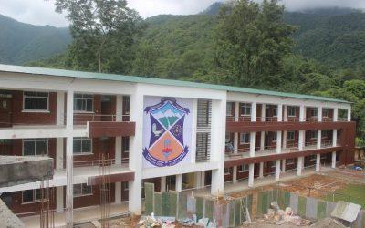 St Xavier's Godavari Inaugurates the First Phase of the New Academic Block