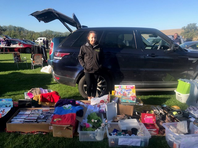 Car Boot sales to raise funds for the Sponsored Students at St Xavier's School