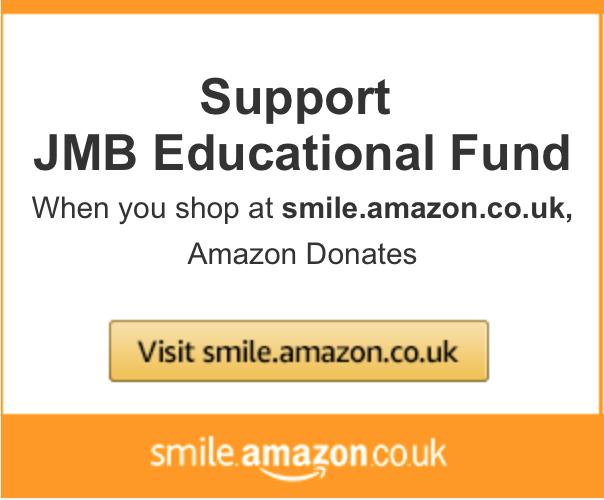 Shop through Amazon Smile