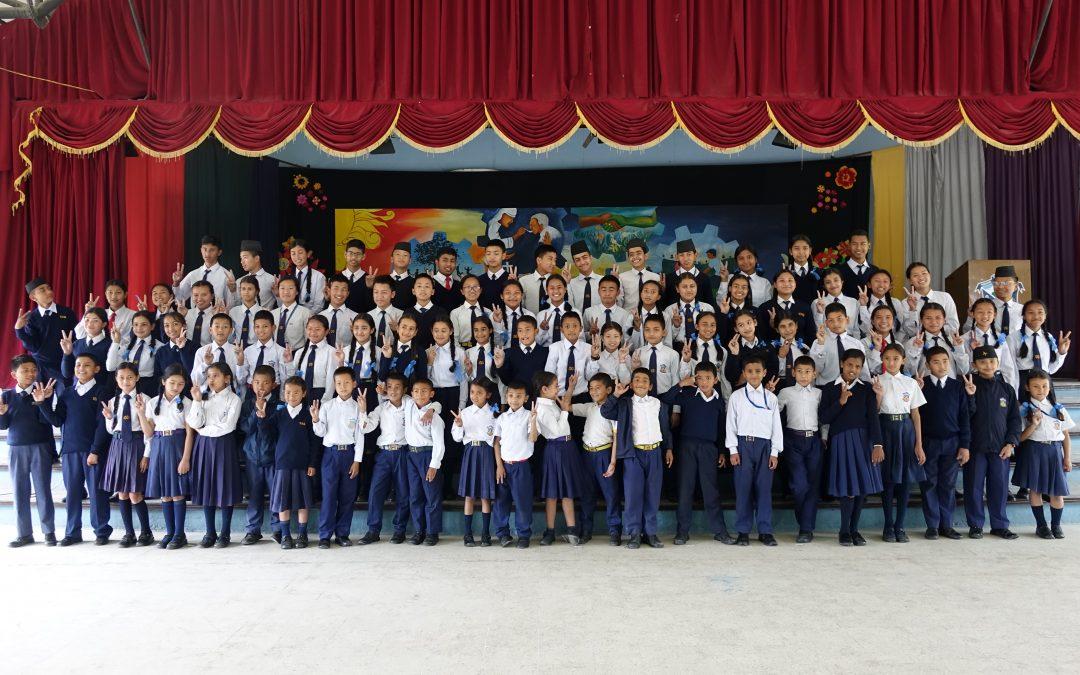 Visit to St Xavier's School – April 2019