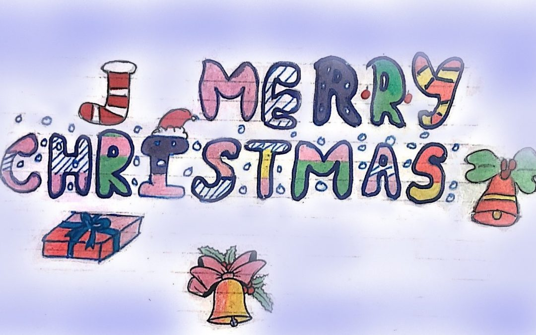 Christmas Messages from the Sponsored Children